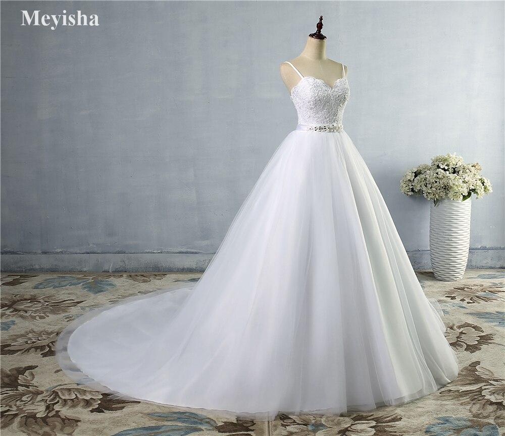 876c287b160 9046 Кружево Белый Кот Свадебные платья со шлейфом для невесты элегантные  Дизайн Размеры 2 4 6 8 10 12 14 16 18 20 22 24 26 28