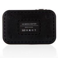 Full HD 1080 P Media Center Jugador RM/RMVB/AVI/MPEG Multi Media Player con HDMI VGA AV USB SD/MMC Puerto de Control Remoto