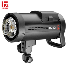 JINBEI HD-601 600Ws Outdoor DC Flash HSS Free Shipping Battery Powered Strobe Photo Light Wireless Remote Control Bowens Mount