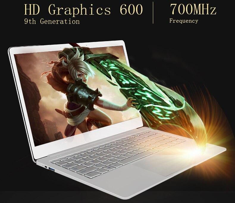 Jumper EZbook X4 laptop 14 1080P Metal Case notebook Gemini lake N4100 4GB 128GB SSD ultrabook backlit keyboard Dual Band Wifi (11)