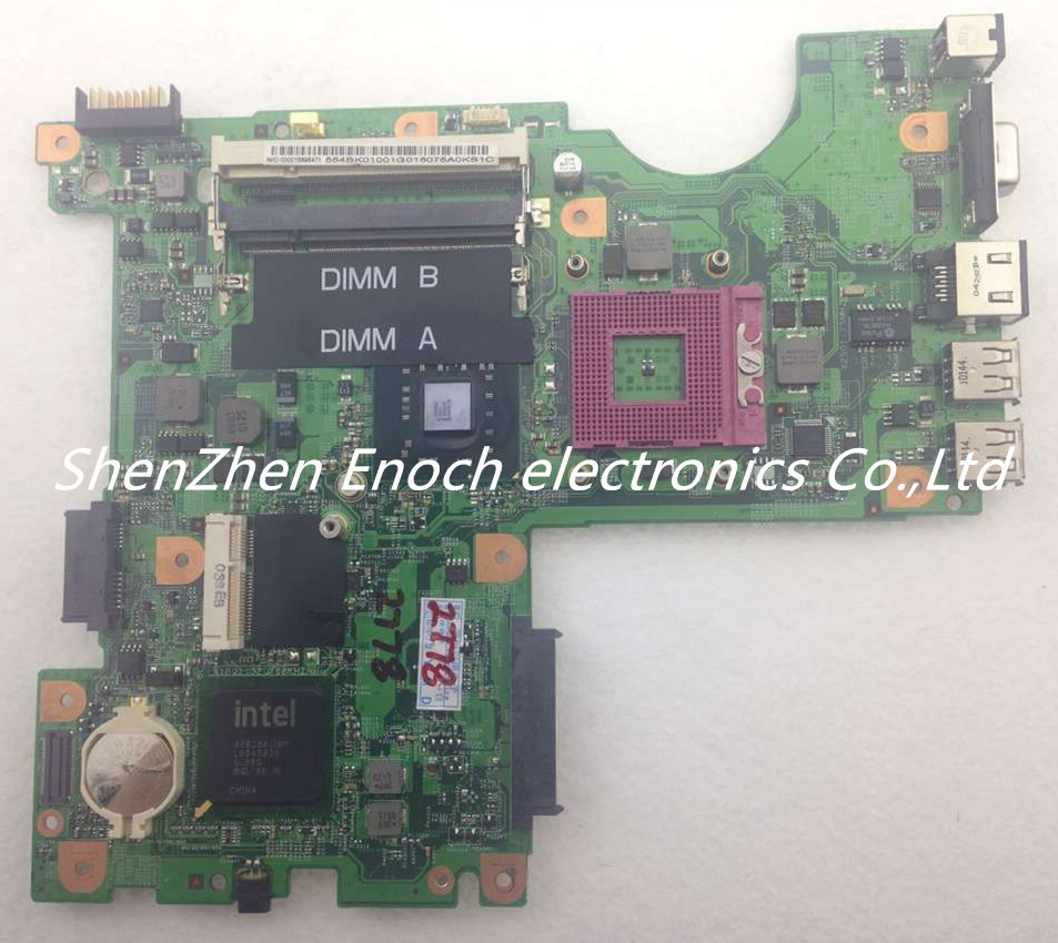 0K137P for DELL 1440 Laptop Motherboard intel HD graphic Integrated 48.4BK09.011 stock No.115