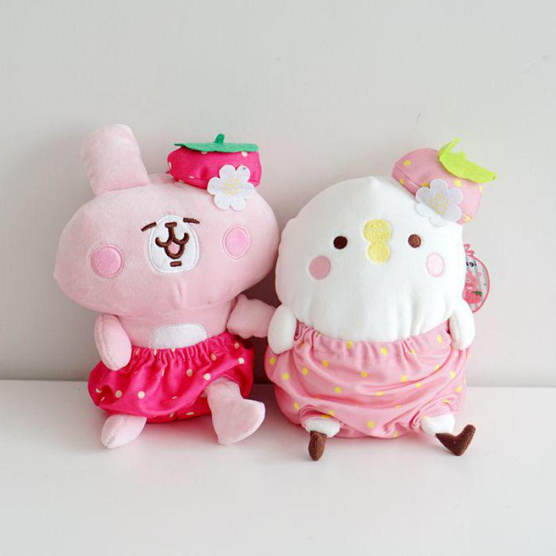 Hot Sale Cute Cartoon Kanahei Kana Hera Strawberry Rabbit Chicken
