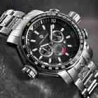 Часы мужские роскошные брендовые PAGANI дизайнерские спортивные часы для дайвинга военные часы с большим циферблатом многофункциональные кварцевые наручные часы reloj hombre - 5