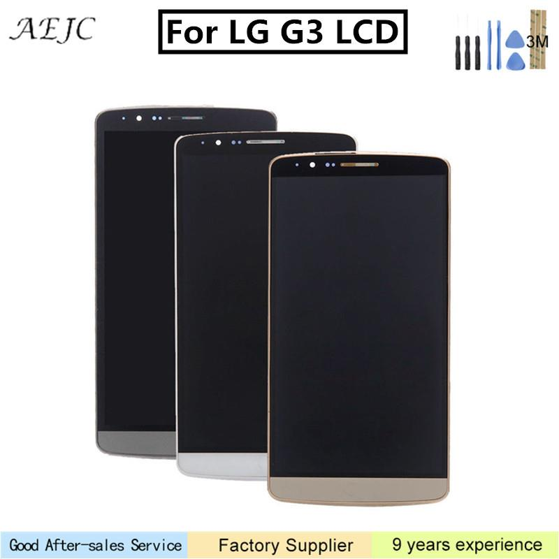 ♔ >> Fast delivery lg g3 d855 touch screen digitizer in