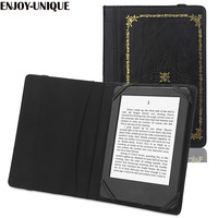 Universal Case For 6inch Ebook For Pocketbook 631 EReader Cover Pu Leather Protective Case