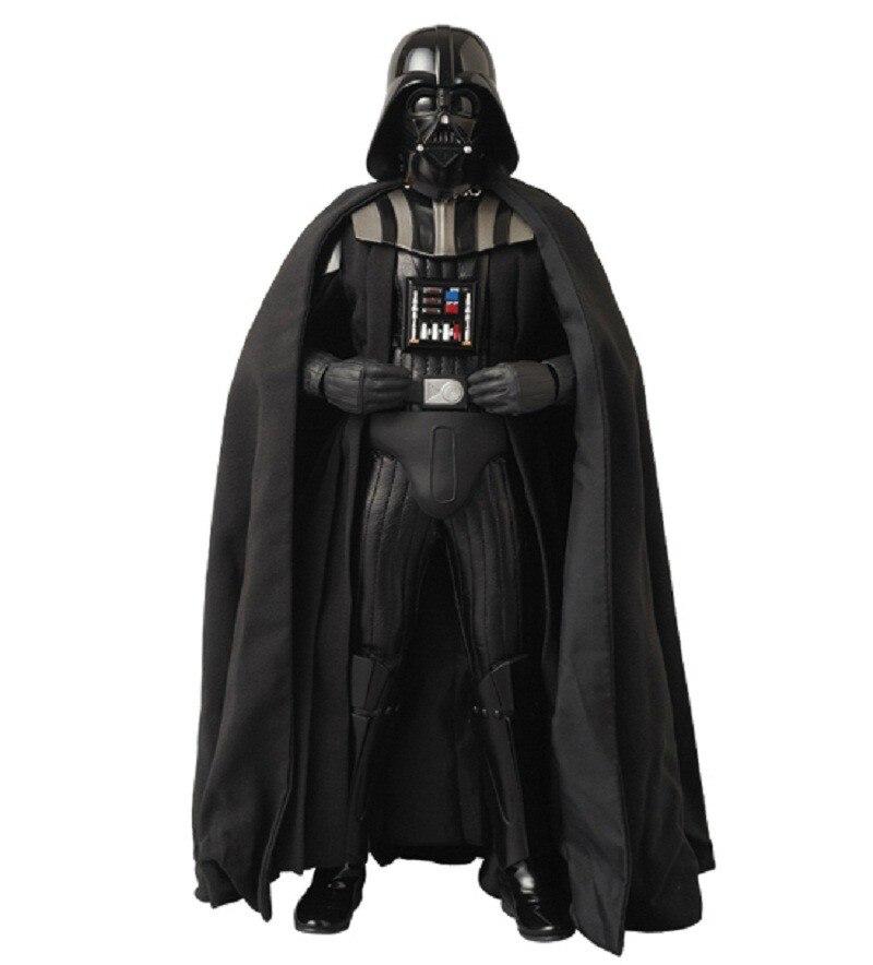 Darth Vader (Anakin Skywalker) traje de Darth Vader traje de película para niños disfraz de Cosplay de fiesta de Halloween para niños adultos