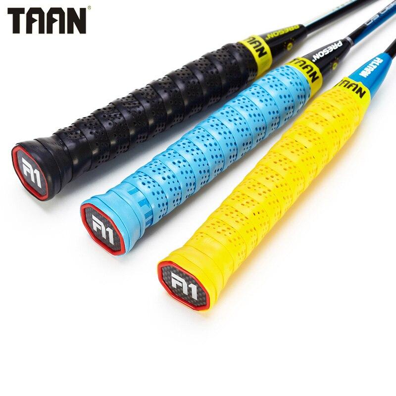 TAAN против скольжения качество овергрипы дышащие мягкие Бадминтон Теннис ракетки за ручкой Клейкие ленты tw085