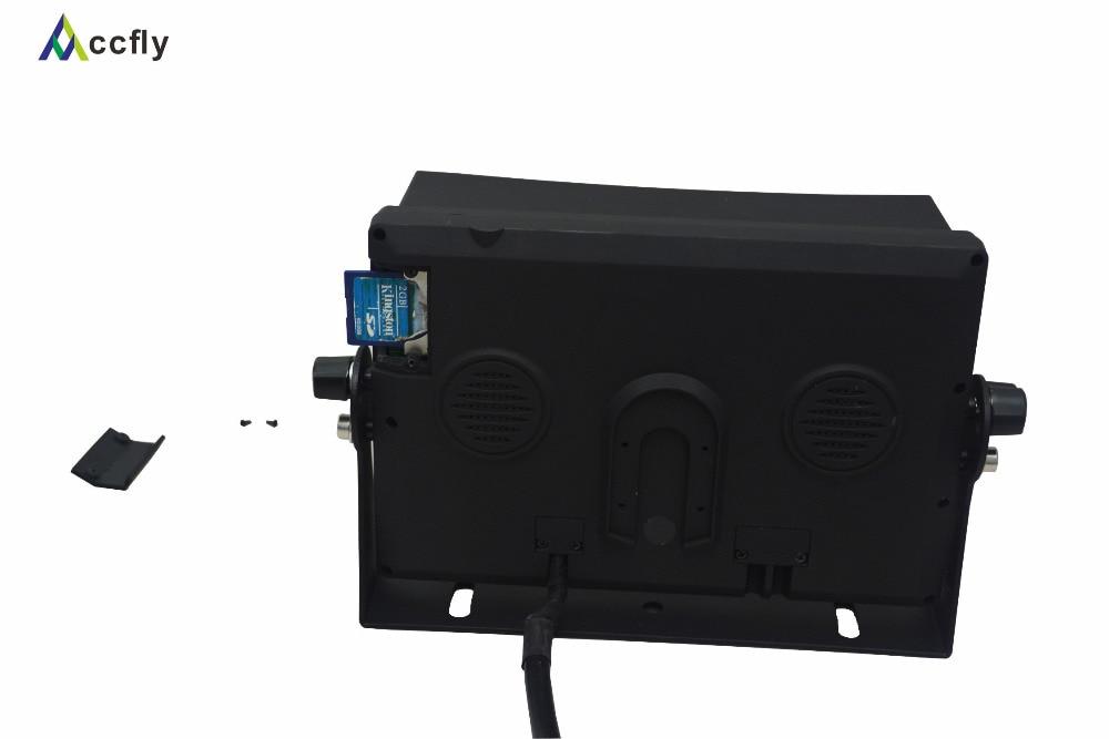 Arxa görüntü kamerası üçün 7 düymlük Rəngli TFT LCD - Avtomobil elektronikası - Fotoqrafiya 5