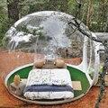 Прозрачная надувная палатка с тоннелем  от китайского производителя  надувные палатки для выставок  надувная садовая палатка