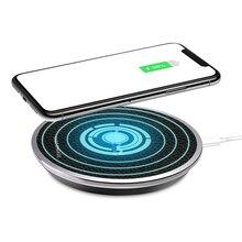 אלחוטי מטען 10W/5W Nillkin צ י מהיר טעינה אלחוטי לסמסונג גלקסי S20/S20 במיוחד עבור iPhone 11/11 Pro/XS OnePlus 8 פרו