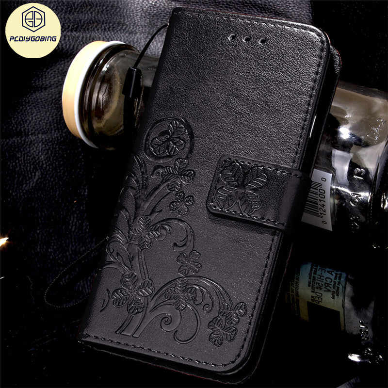 Retro Vintage Leather Case For Doogee X3 / X5 Max  / F5 / X6 X6 Pro Wallet Mobile Phone Cover Business, casual style
