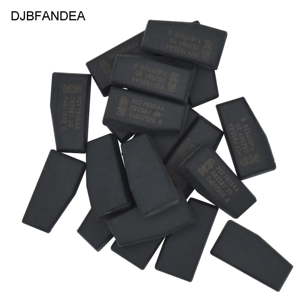 DJBFANDEA 10pcs Lot Transponder Chip ID44 7935 For BMW 1 3 5 7 series EWS Cas