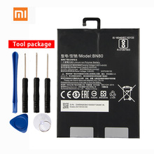 Original Xiaomi BN80 Phone battery For Pad4 Plus Tablet 4 8620mAh
