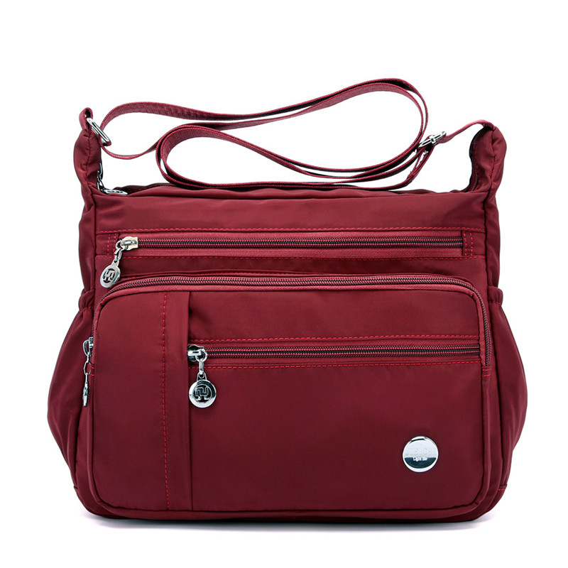 Wine Donne Grandi Viaggio large Bag Signore Red Dark E Spiaggia large Piccoli Di large Spalla Sac Donna Borse Black Black Main small Purple Purple Nylon Blue small small Crossbody Blue Messenger Wine Red Borsa Due Delle small Large Red Stili Rose À large vFwvqxfrH