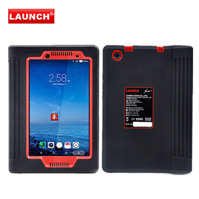 (Ship from US No Tax)Launch X431 V 8inch Tablet Wifi/Bluetooth Full System Diagnostic Tool Two Years Free Update Online X431 V
