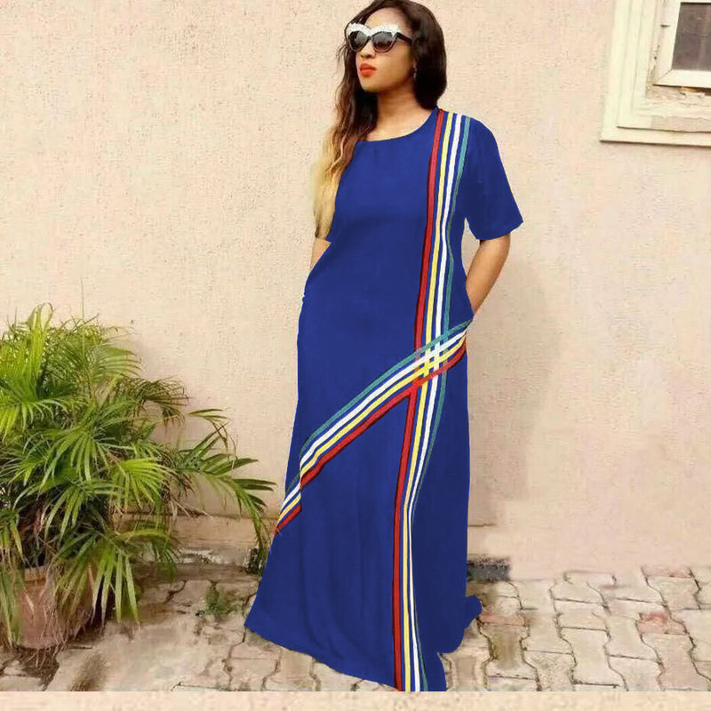 African clothes traditional women dress africa robe africain maxi dresses long african clothing short sleeve loose casual dress 20pcs lot mc9s12dj128cfue mc9s12dj128 qfp80 new original in stock