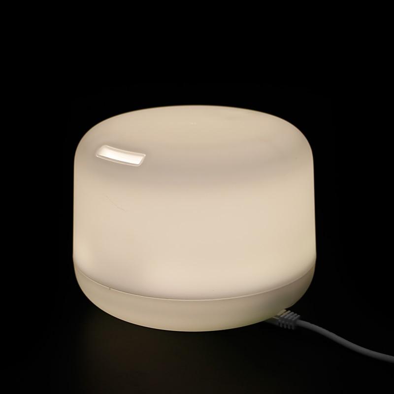 Hot Sell Aromatherapy Ultrasonic Ionizer Humidifier LED Night Light Home Aromatherapy Air Diffuser Purifier Aroma Atomizer