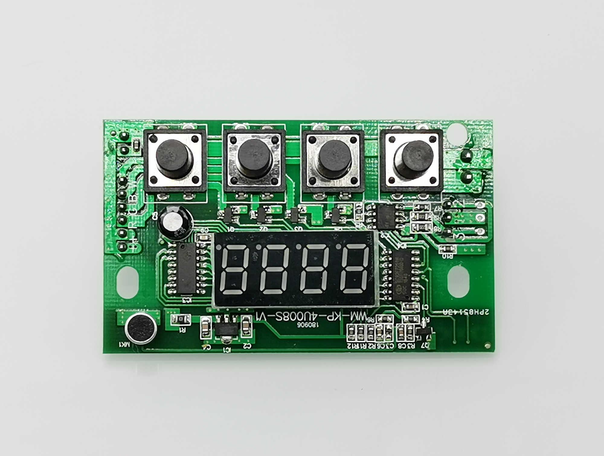 RGBW 4-scheda di controllo di colore par 18x12 w/24x12 w plastica par luce dedicato scheda madre Costante di tensione della scheda madre