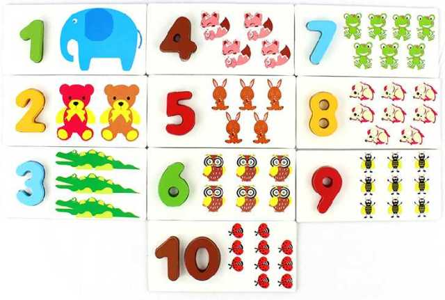 Arithmetic Matching Numbers Cards
