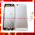 Replacement For IPhone 5 5G Back Cover Housing Battery Cover Door Back Cover White Black Gold Cover