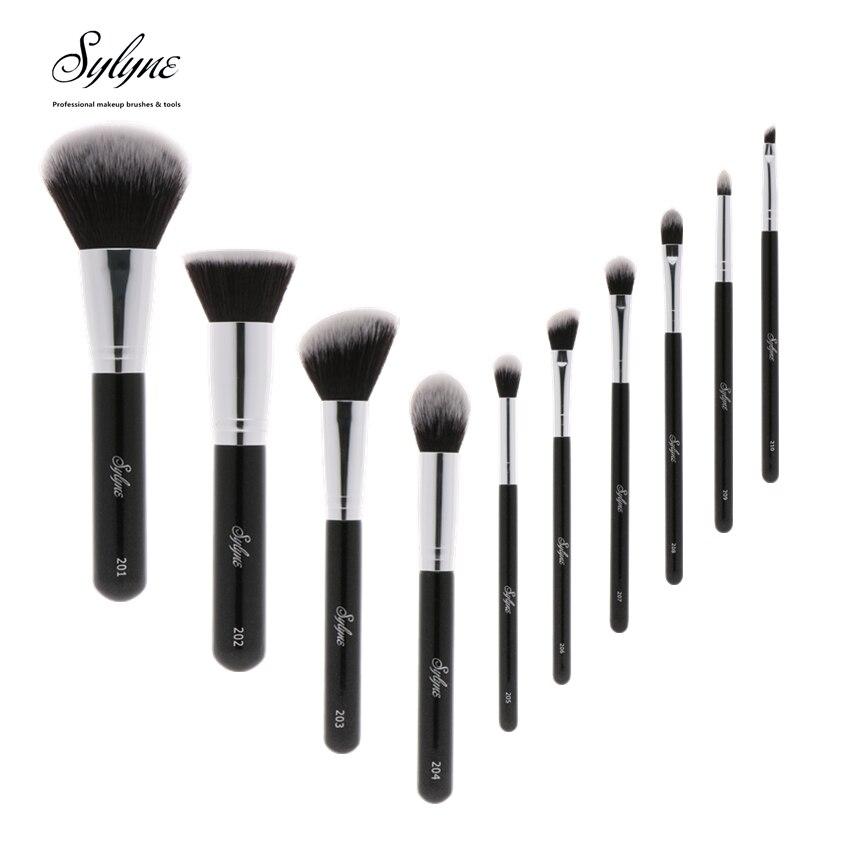 Sylyne Professional Makeup Brush Set High Quality 10pcs