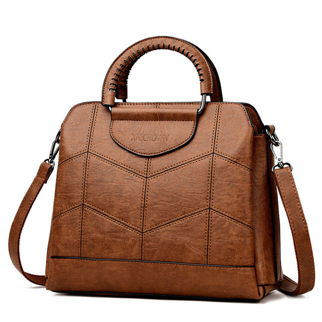 Tote Leather Handbags Women...