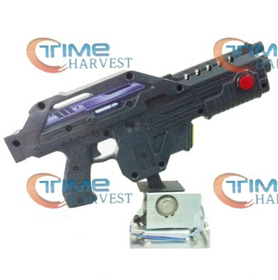 GUN FOR ALIENS EXTERMINATION SHOTTING MACHINE SHOOTING GAME GUN FOR PC MOTHERBOARD CONVERTING ALIENS EXTERMINATION SHOOTING GAME ultra firepower 3 in 1 shooting game bundles kit with the house of dead 3 the aliens the frrcry game for shooting game machine