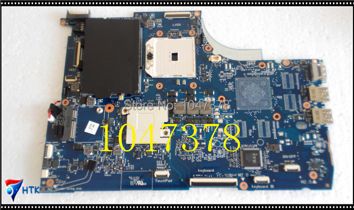 Wholesale 720577-001 720577-501 Latop Motherboard For HP ENVY Touchsmart 15 15-J 15-J009WM 15-J013 Mainboard  100% Work Perfect 720566 001 720566 501 for hp envy touchsmart 15 15 j 15 j053cl mainboard 2gb fully tested working