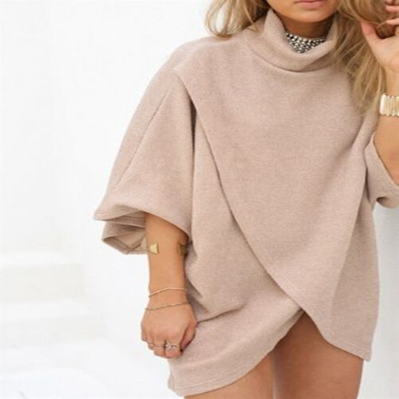 Drop your winter coat for Forever 21's selection of cozy sweater dresses. Find trending styles in various silhouettes, comfortable fits, colors, and textures.