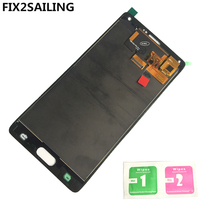 Screen N910 AAA+ LCD Display 100% Tested Working Touch Screen Assembly For Samsung Galaxy Note 4 N910 N910A N910F