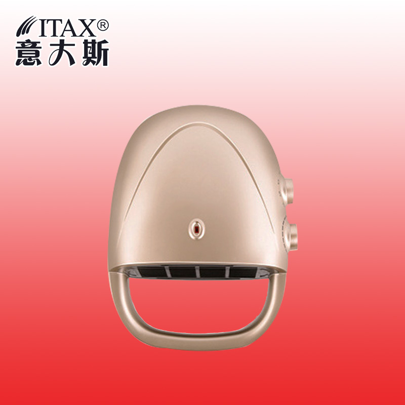 ITAS2126 The household heater bathroom electric heating office electric fan mini wall-mounted energy-saving electric heater. heater heater electric apparatus mini household energy saving fan use the bathroom