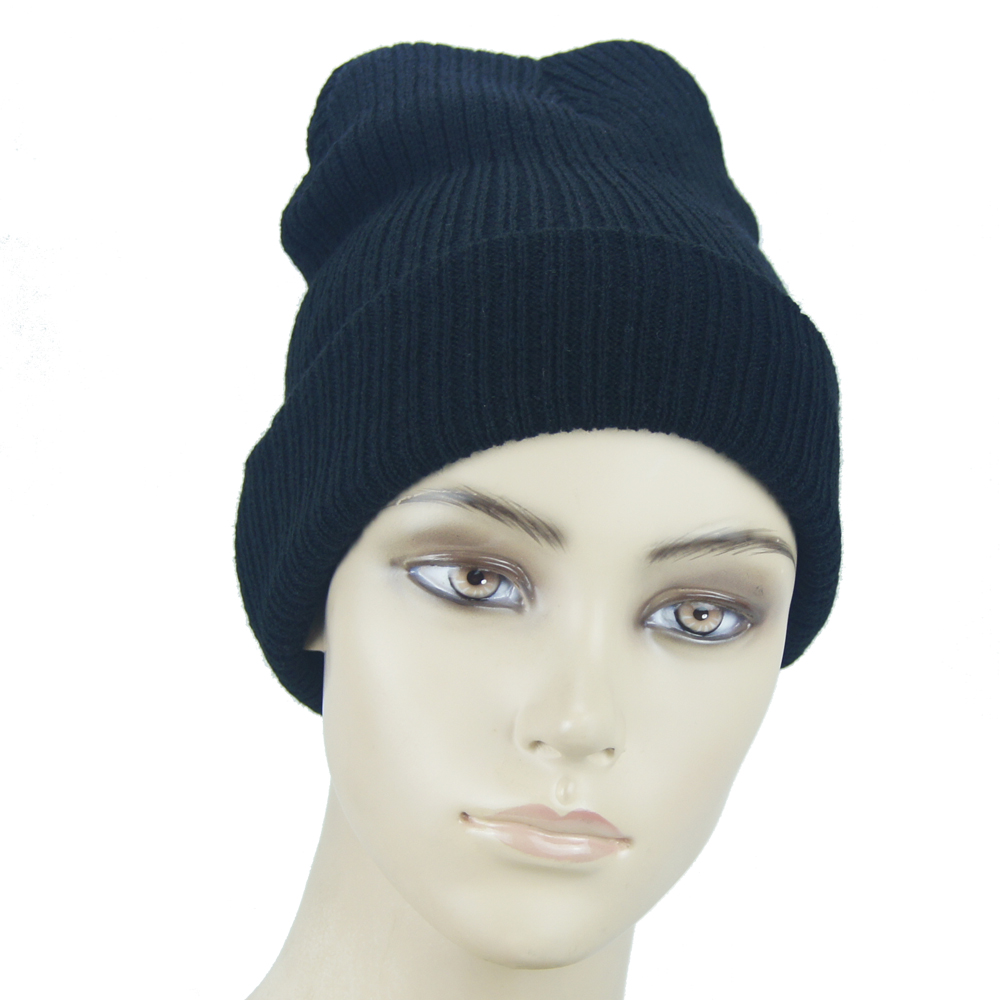 2017 New Winter Hats Solid Hat Female Unisex Plain Warm Soft Women's Skullies Beanies Knitted Touca Gorro Caps For Men Women