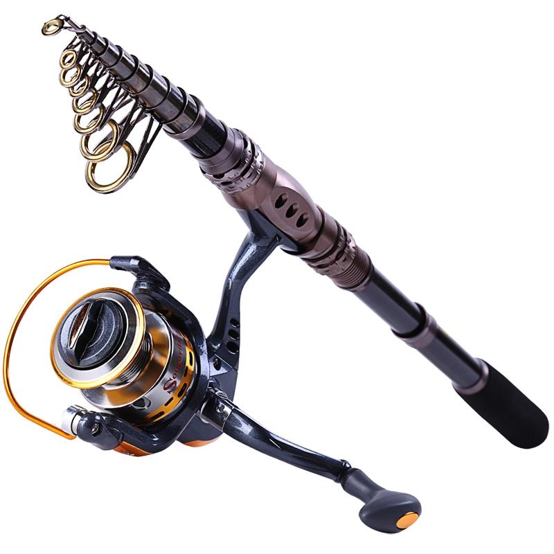 aliexpress : buy saltwater fishing rod reel combos spinning, Fishing Rod