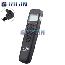 Godox Terminal line is user replaceable Digital Timer Release Camera Remote Cord UTR-C3 For Canon 70D/1DIII/5DII/50D/40D/70D