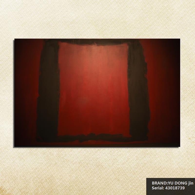 Մարկ Ռոթկո Նատյուրմորտ Դասական յուղ - Տնային դեկոր - Լուսանկար 1