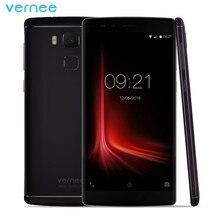 Vernee Apollo Lite Smartphone Android 6.0 MT6797 Deca-Core 5.5 Pulgadas 16MP Cámara 4G RAM 32G ROM teléfono móvil de Huellas Digitales de Tipo C