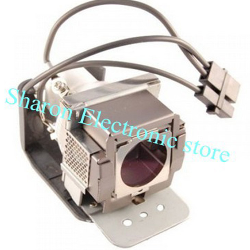 все цены на Free Shipping Brand New Replacement projector  lamp With Hosuing 5J.01201.001 For BENQ MP510 Projector онлайн