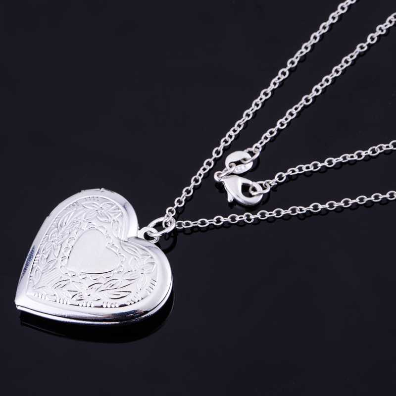 silver Necklace silver Pendant fashion jewelry , cordiform shiny holy /gfzaoxga hxhaqooa LQ-P335