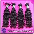 Free shipping Fedex mixed length from 12 to 30 inch hair bundles 10 pcs a lot wavy hair 100% pure Peruvian hair