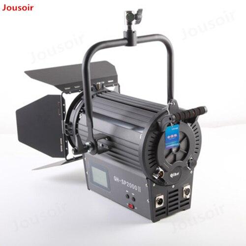 Projecteur de mise au point électrique CD50 T07 de Film de focalisation de température de couleur réglable de puissance élevée de projecteur de 200 WLED