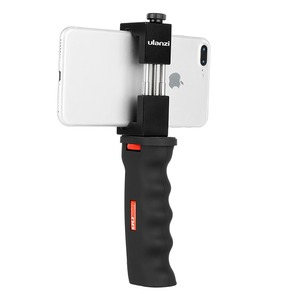 Image 2 - UURig R003 Pistol Stabilizer Hand Grip Phone Holder Gimbal Accessory for iPhone 6S 7 8 Plus Canon Sony DSLR Camera Gopro Hero 7