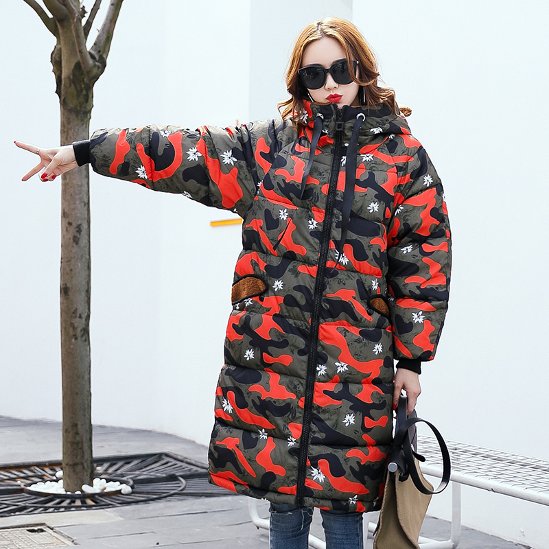 coat for pregnant women winter cotton long pregnant women winter feather loose large size pregnant women clothing hot sale butterfly and flower pattern feather pendant loose cloak coat poncho cape for women
