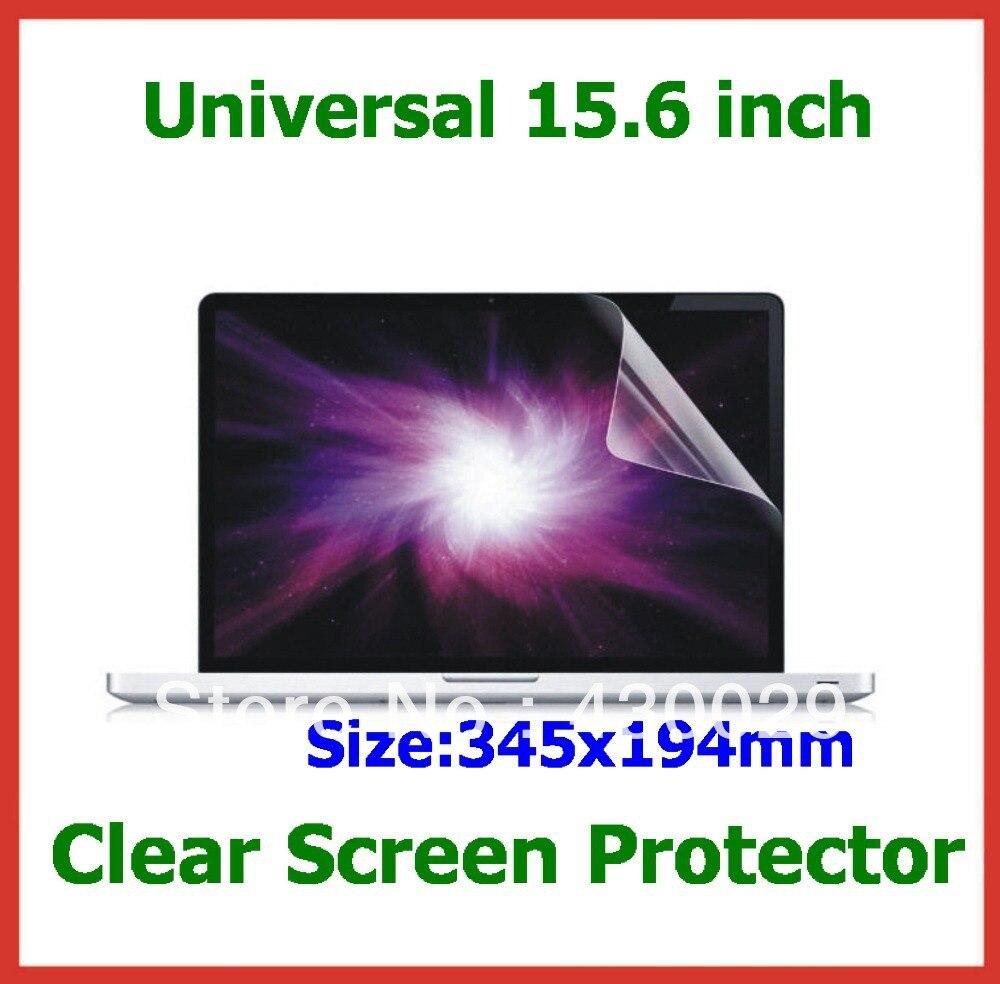 Vorsichtig 100 Stücke Universal Klar Screen Protector 15,6 Zoll Schutz Film Für Laptop Notebook Pc Größe 345x194mm Tablet-zubehör Computer & Büro