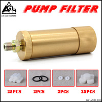 High Pressure PCP Hand Pump Air Filter Oil Water Separator For High Pressure Pcp 4500psi 30mpa