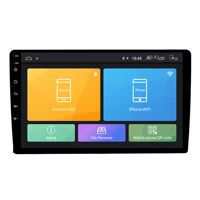 9 Inch Android 8.1 Car GPS Multimedia Universal Navigation Head Unit For Any Car Models With Slim Back|Vehicle GPS|Automobiles & Motorcycles - title=