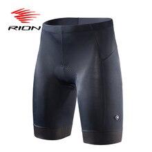 Мужские велосипедные шорты RION, черные, MTB, горный велосипед, шоссейные, горные, велосипедные, спортивные, Licra, бермуды, Ciclismo, дизайнерские, тур, мужские шорты