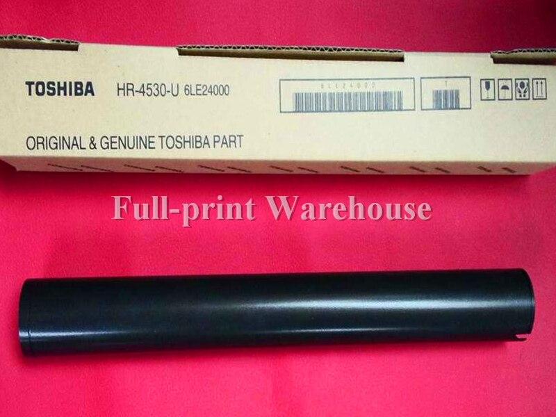 Factory Outlet! 6LE24000 Upper Fuser Roller For TOSHIBA Copier 4530, Heat Roller HR-4530-U