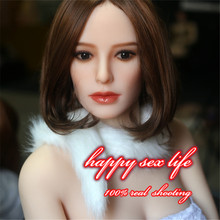 NEW 163cm Lifelike Real Full Silicone Sex Dolls With Skeleton Realistic Solid Silicone Love Doll For Men Artificial Vagina