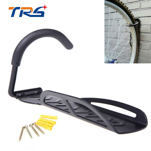 Vélo Rack Stand Space Saving Vertical Cintre Haute Qualité Convience Utile Stander Vélo Vélo Rack