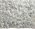 10 PCS 40 cm * 60 cm Branco Hortênsia seda Artificial Rose flor festa de casamento decoração para casa deor parede flores parede